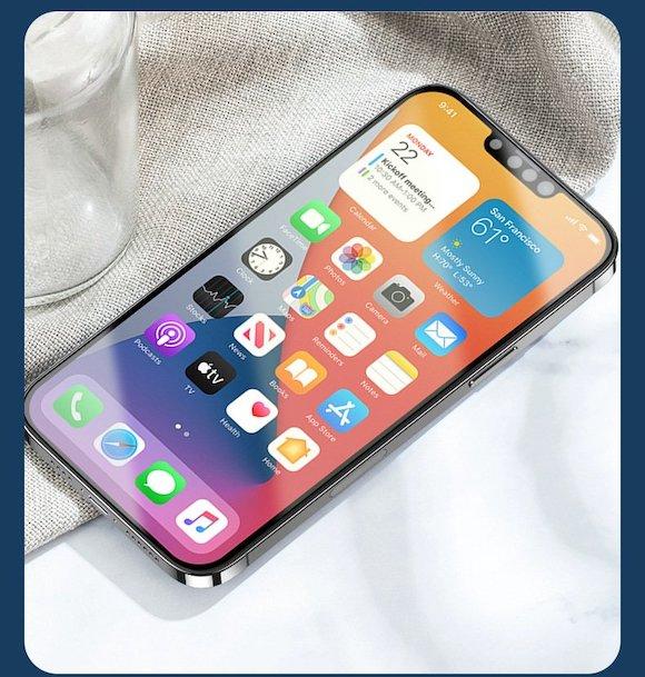 iPhone13 ice universe