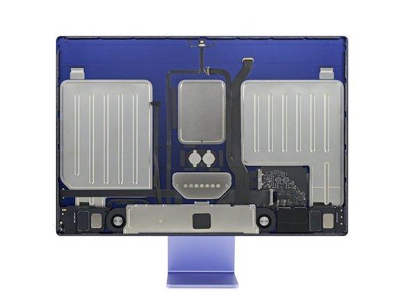 24 iMac tear down iFixit_2