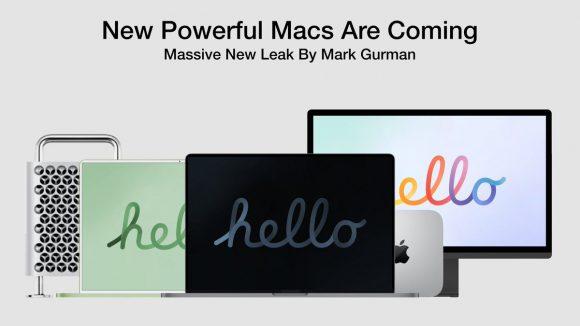 New Macs Bloomberg