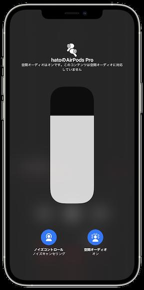 Apple Music 空間オーディオ 非対応