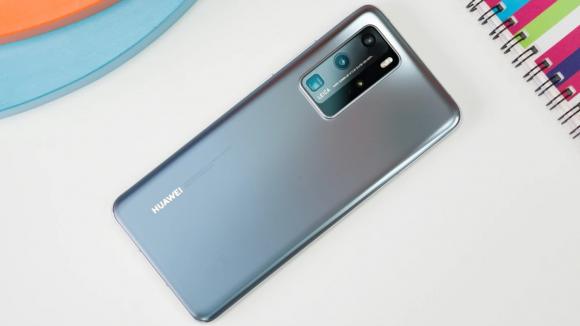 Huawei製スマートフォンの画像