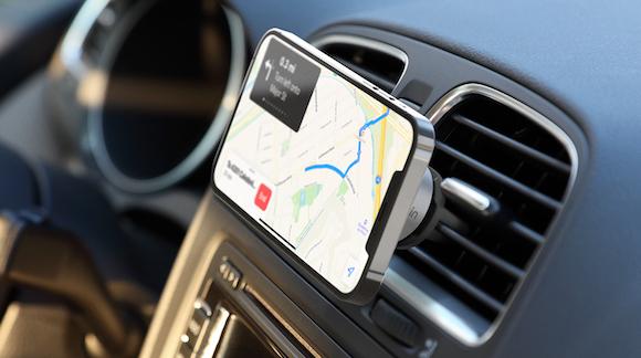 Belkin ベルキン「MagSafe Air Vent 車用磁気スタンドPRO」
