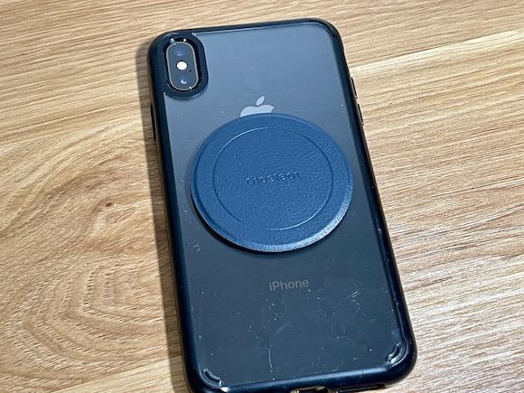 MEDIK「スマートフォン用マグネットプレート」レビュー