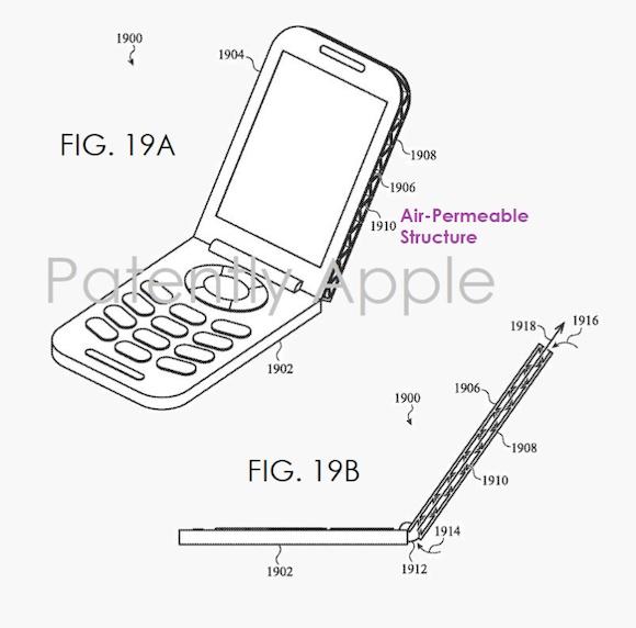 iPhone Flip patent