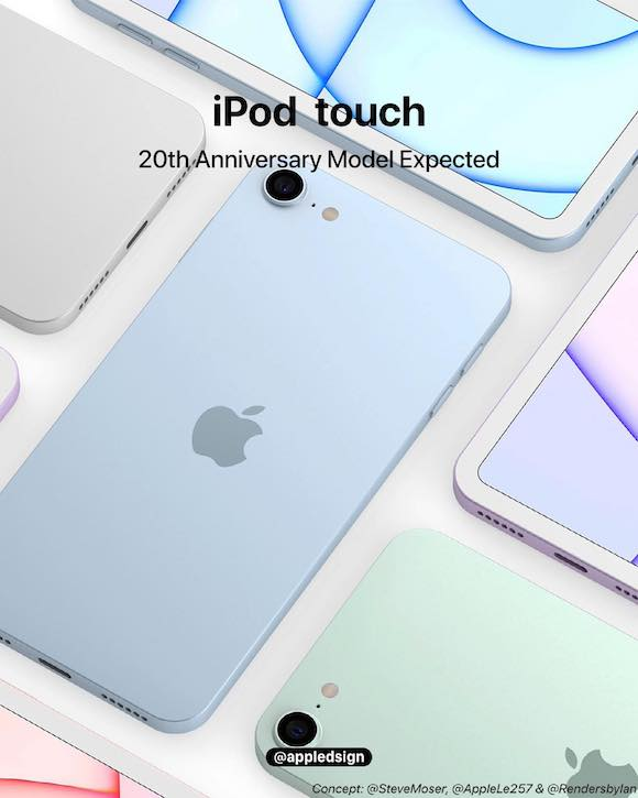 iPod touch 8th gen