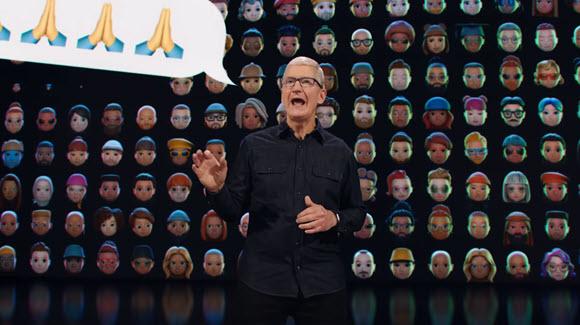 WWDC21 Tim