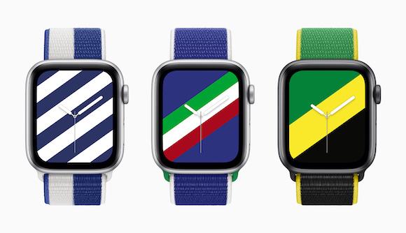 Apple Watch インターナショナルコレクションバンド