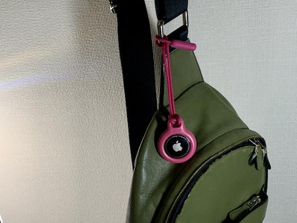 Belkin AirTag用セキュアホルダー レビュー