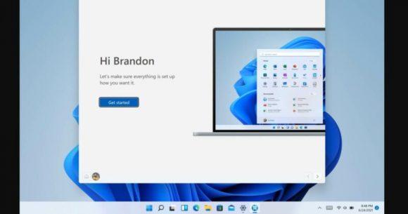 Windows 11の画像