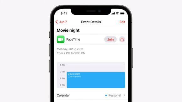WWDC21 iOS15