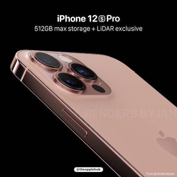 iPhone12S Pro AH