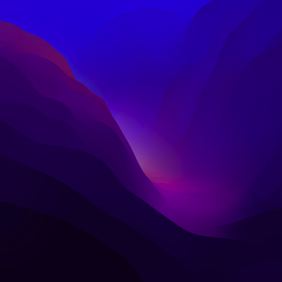 macOS Moterey beta wallpaper_1