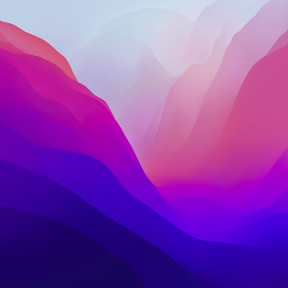 macOS Moterey beta wallpaper_2