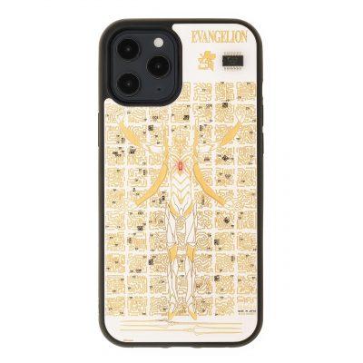 FLASH EVA13 iPhoneケース-白