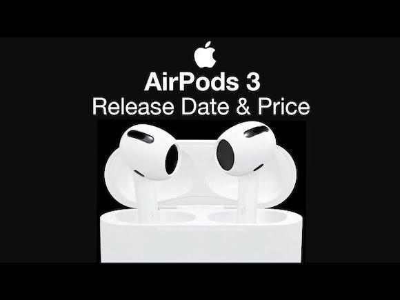 AirPods 3 MTT 0725