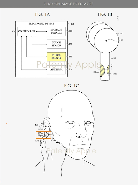 AirPods Pro patent_2