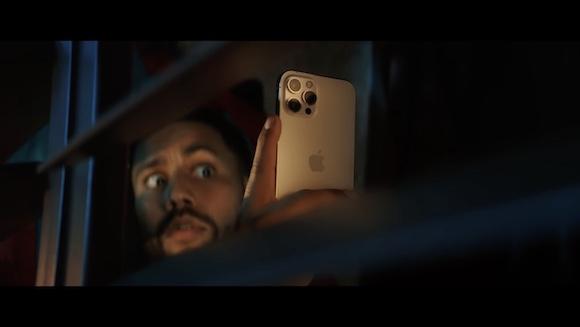 Apple iPhone CM 「In The Dark」