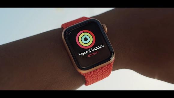 Apple Watch Series 6 CM「Hello Sunshine」