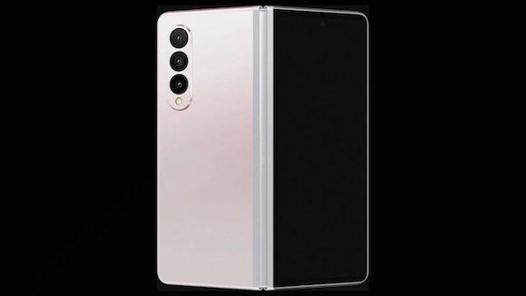 Galaxy Z Fold3 colors_3