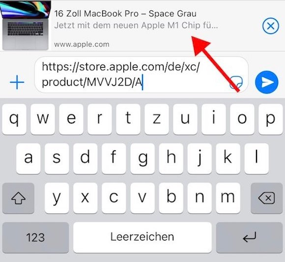 M1 16inch MacBook Pro in Germany