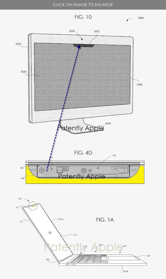 Mac Face ID patent_2