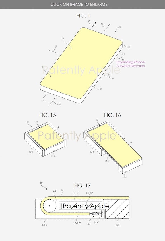 Rollable iphone ipad patent_1