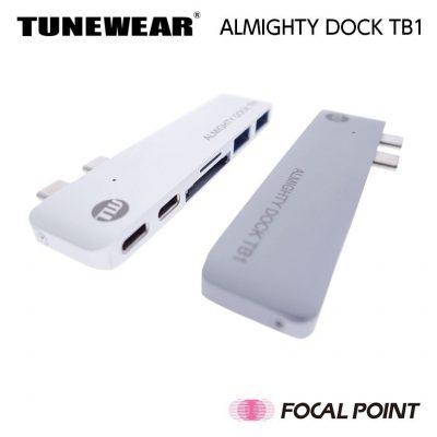 TUNEWEAR ALMIGHTY DOCK TB1