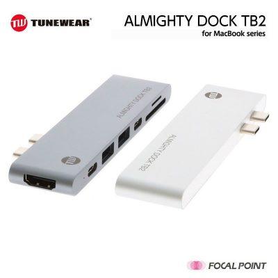 TUNEWEAR ALMIGHTY DOCK TB2
