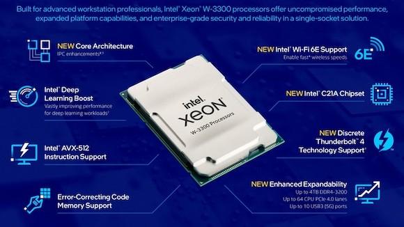 Xeon W 3300_1