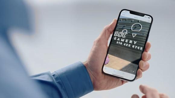 iOS15 「テキストの認識表示」 WWDC21