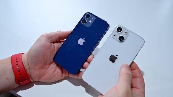 iPhone13 dummy iPhone12 4
