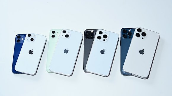iPhone13 dummy iPhone12