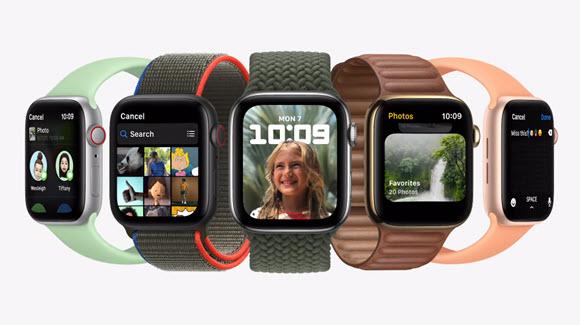 watchOS8 WWDC21