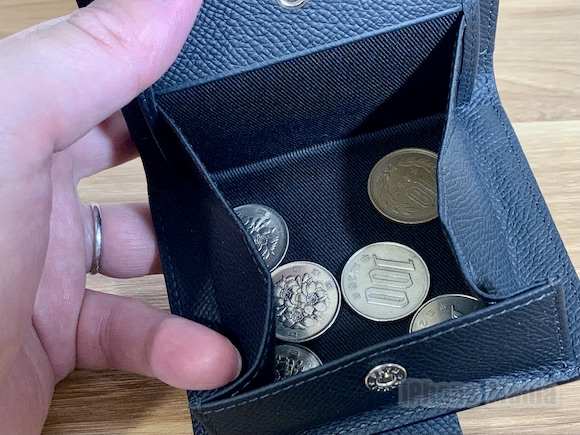 Fermi+「見つかる財布」レビュー