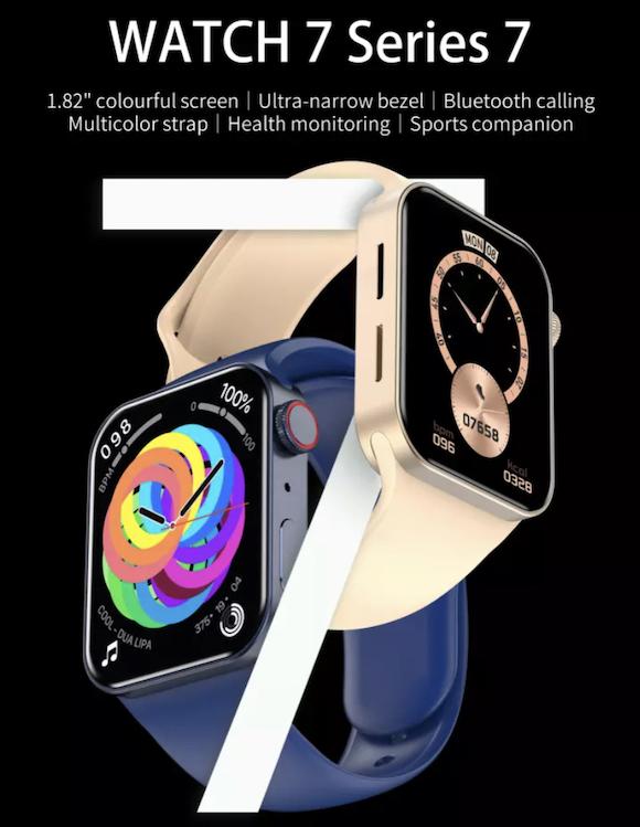 Apple Watch Series 7 copy fake_1