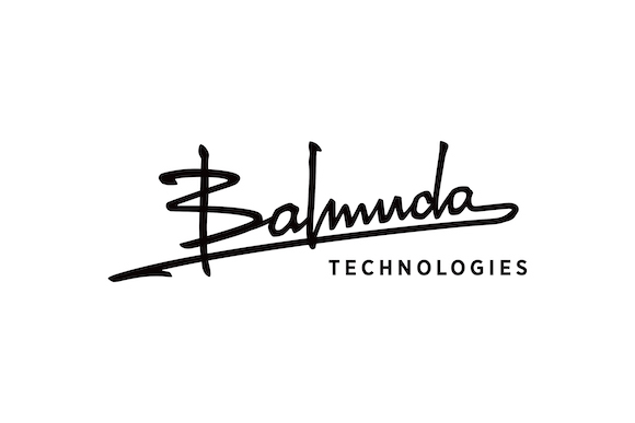 「BALMUDA Technlogies」ロゴ