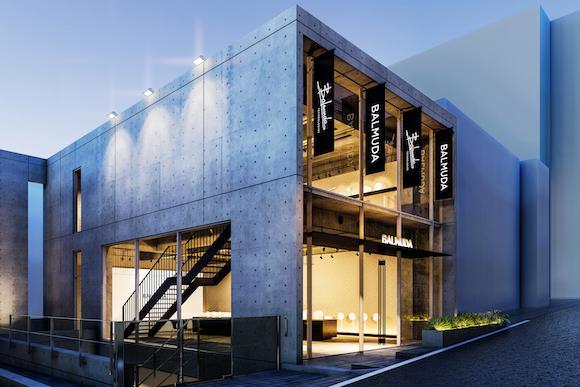 「BALMUDA The Store Aoyama」