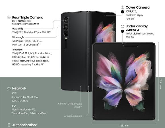 Galaxy Z Fild3 5G_2