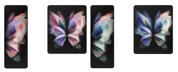 Galaxy Z Fold3 Flip3 wallpaper_1