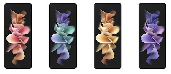 Galaxy Z Fold3 Flip3 wallpaper_2