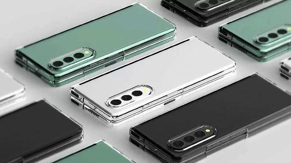 Galaxy Z Fold3_clear case_2