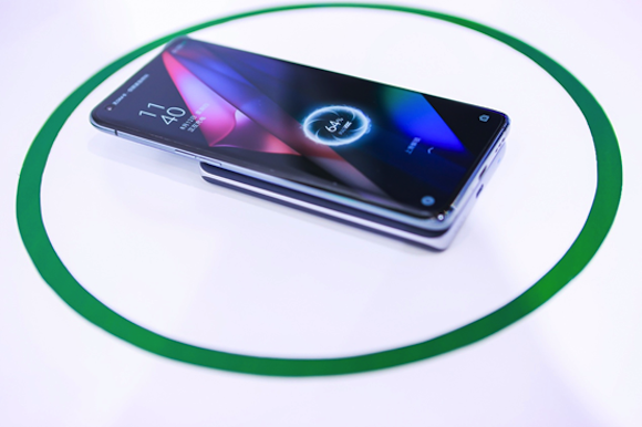 MagVOOC battery