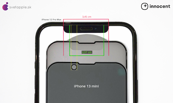 iPhone13 ノッチ