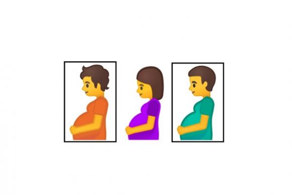 妊娠 男性 ジェンダー ニュートラル