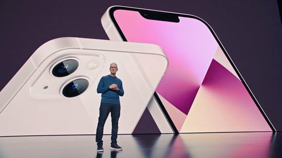 Apple イベント ティム・クック