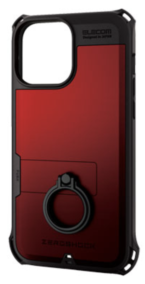 300 Elecom iPhone13 case_5