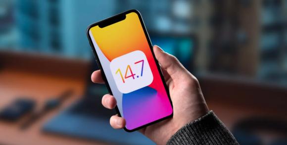 iOS14.7.1