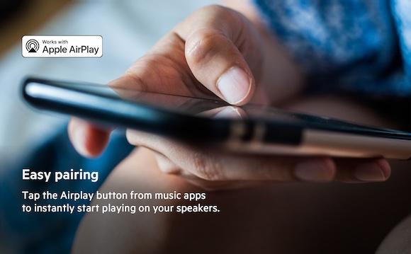 ベルキン 「Belkin SOUNDFORM CONNECT AirPlay 2対応オーディオアダプター」