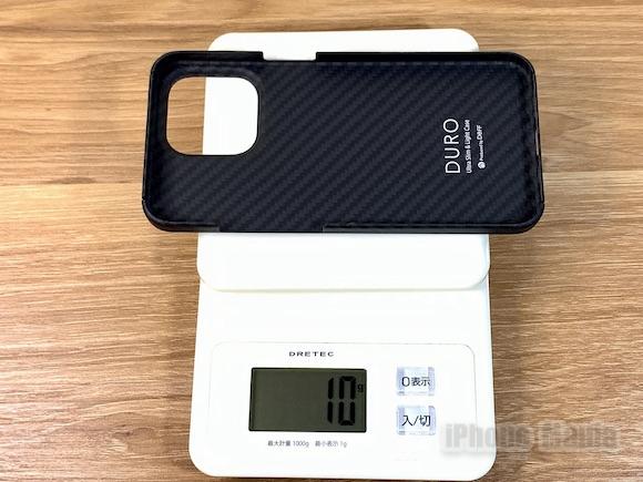 Deff ケース「DURO」iPhone13 Pro レビュー