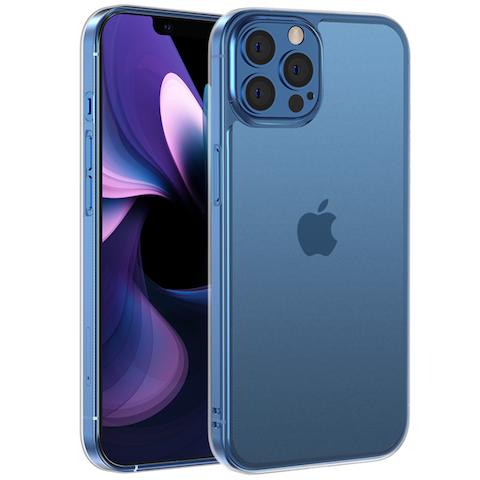 NIMASO iPhone13 Pro用 すりガラスケース